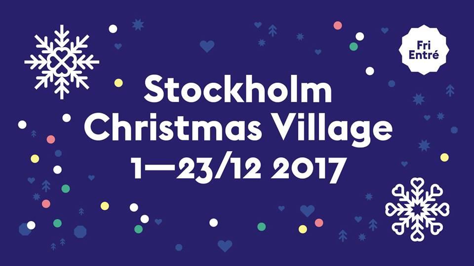 Julfest i Kungsträdgården – Stockholm Christmas Village