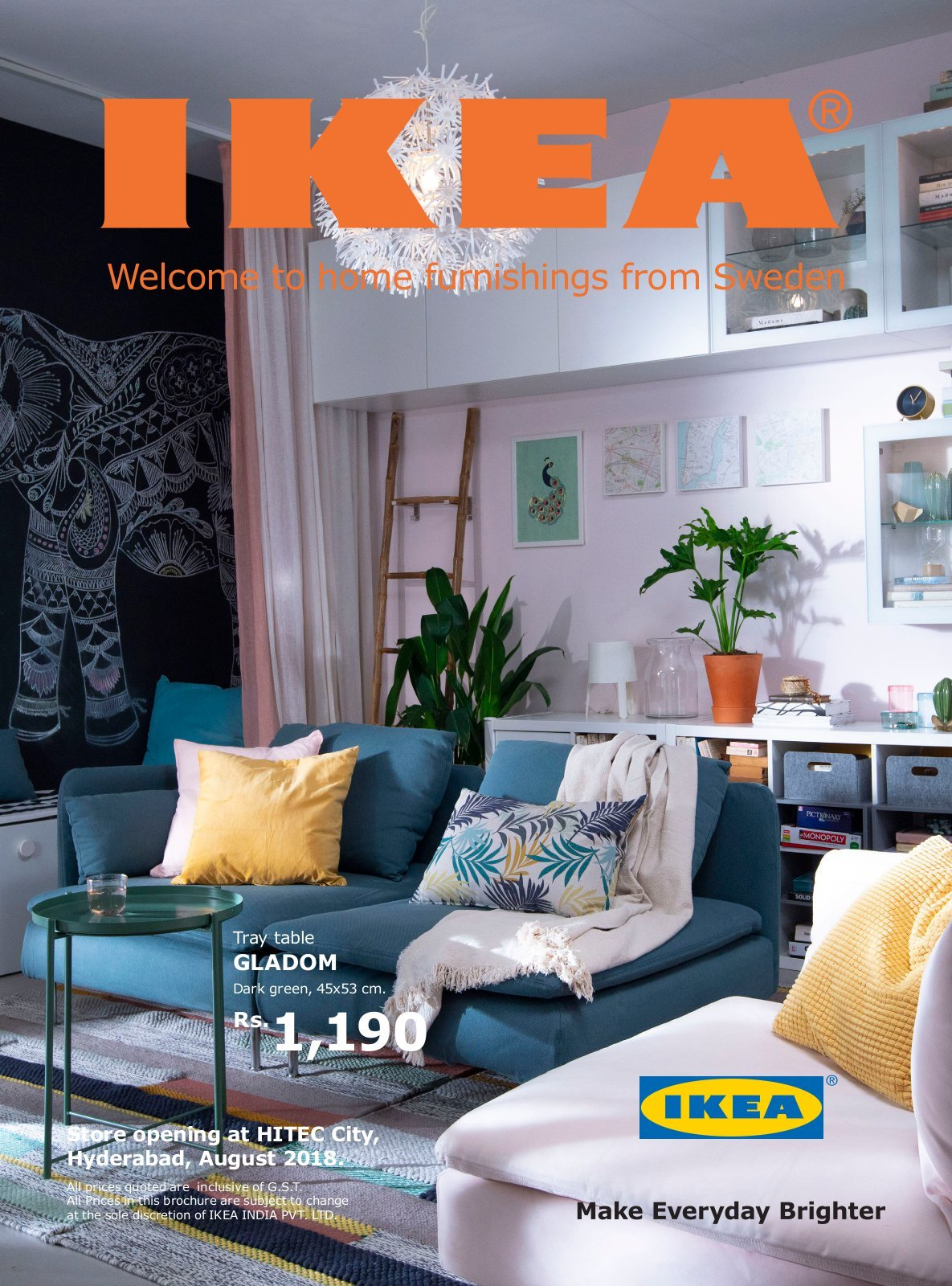 IKEA's first India store opening at Hyderabad